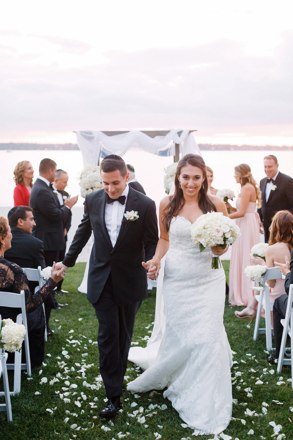 J and M were thrilled to be in the moment with each other and their loved ones.