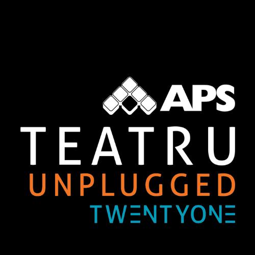 Teatru Unplugged Poster