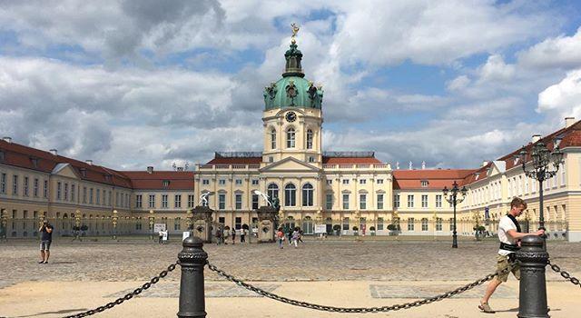 Berlin mit seiner enormen  Ausstrahlung!