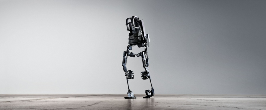 Photo courtesy of  Ekso Bionics