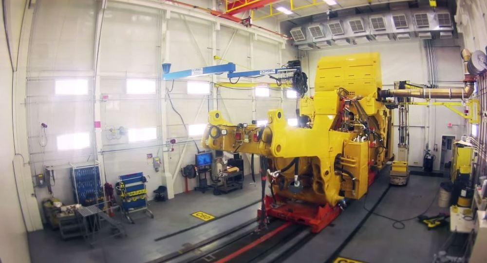 CAT 797 Mining Truck