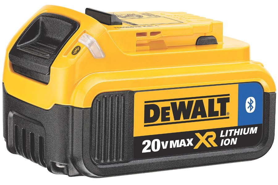 DeWalt Bluetooth Battery