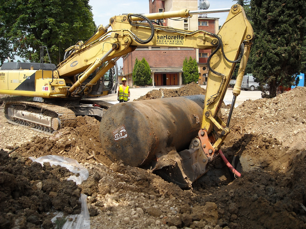 What to Do if You Find an Underground Storage Tank on Your