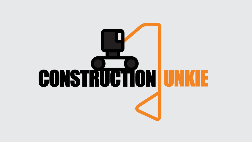 construction junkie logo