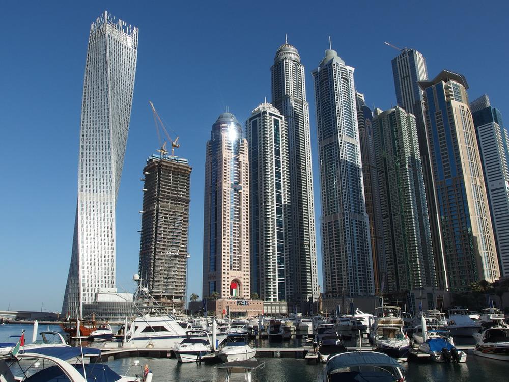 Developments In Dubai : Construction junkie is headed to dubai —
