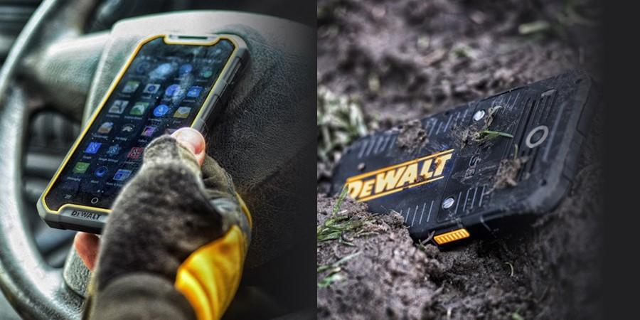 DeWalt MD501 Smartphone