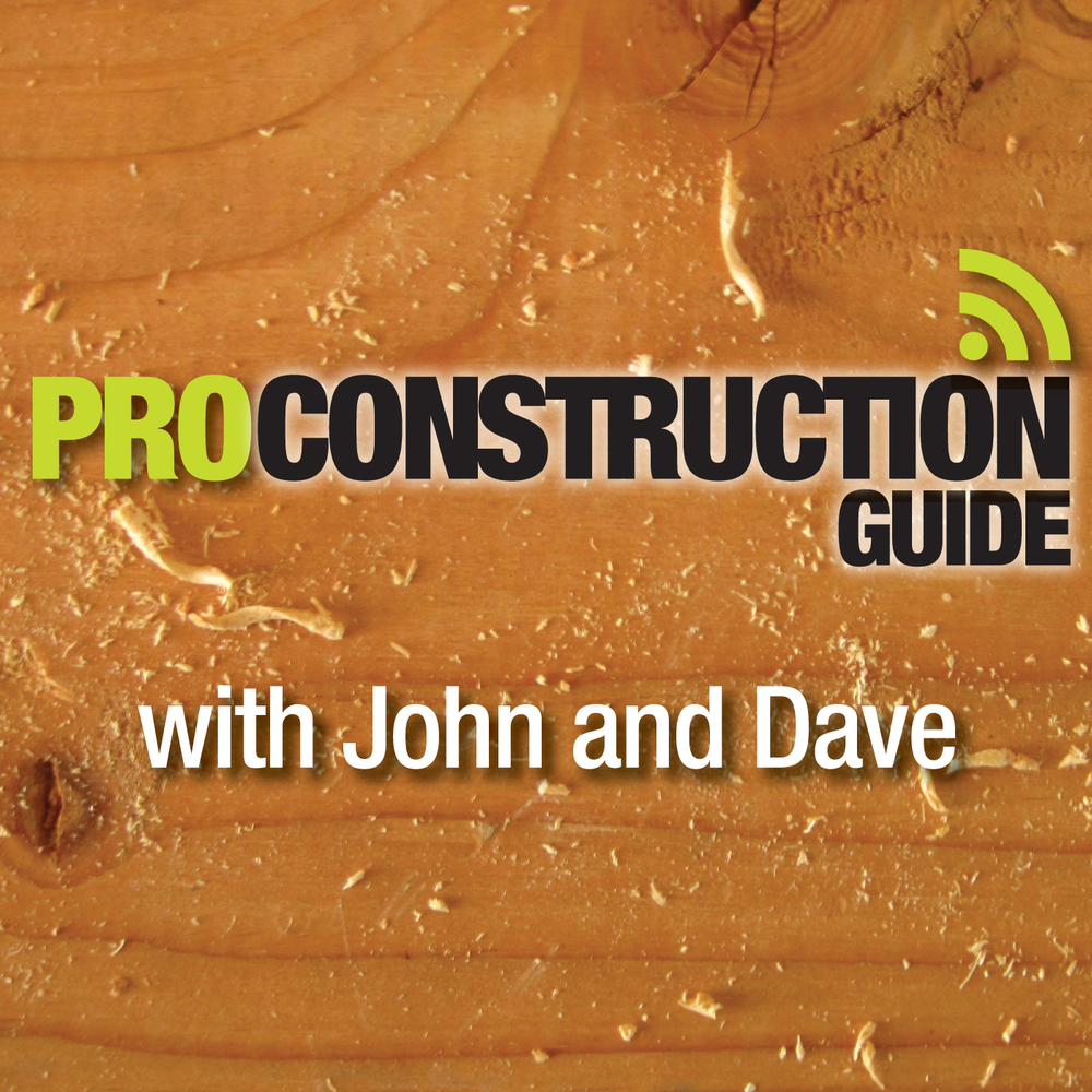 pro construction guide podcast