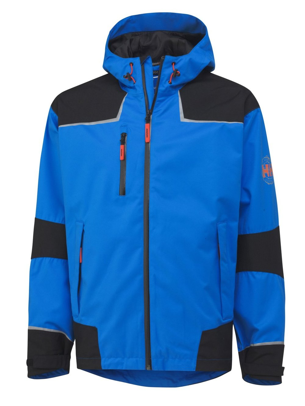 Helly Hansen Chelsea Shell Jacket in Race Blue