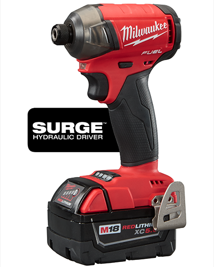 MIlwaukee Surge Hydraulic Driver
