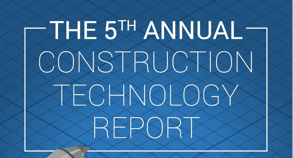 via JBKnowledge's 2016 COnstruction Technology Report