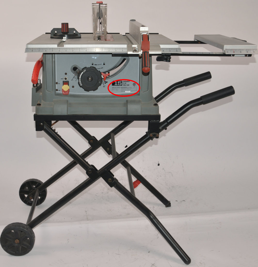 46 000 Craftsman Table Saws Recalled For Safety Hazard