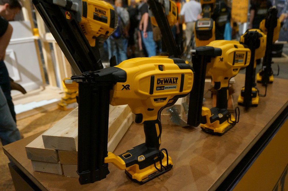 All of the Highlights from DeWalt\'s Annual New Tool Release Event ...