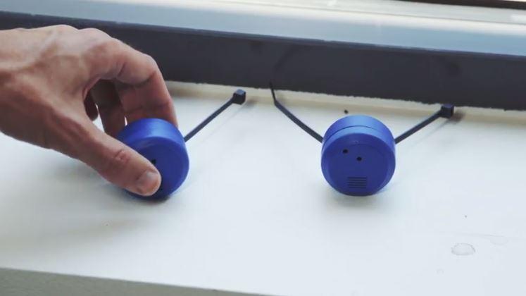 Bluebeam Pulse Sensor, via Bluebeam