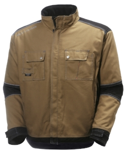 helly hansen chelsea lined jacket timber
