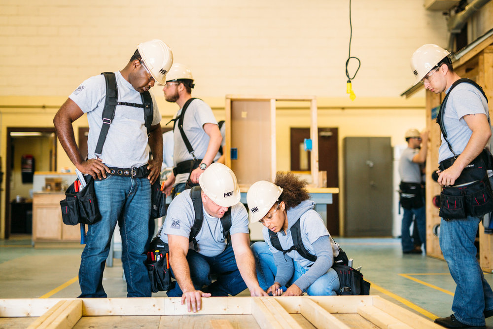 Home Depot And Lowes Commit Money Pre Apprenticeship Programs To