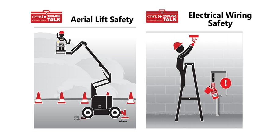 Here Are 55 Free Toolbox Safety Talks in English and Spanish
