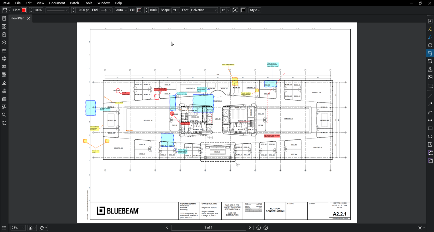 Bluebeam Launches Revu 2018 with Updates and Productivity