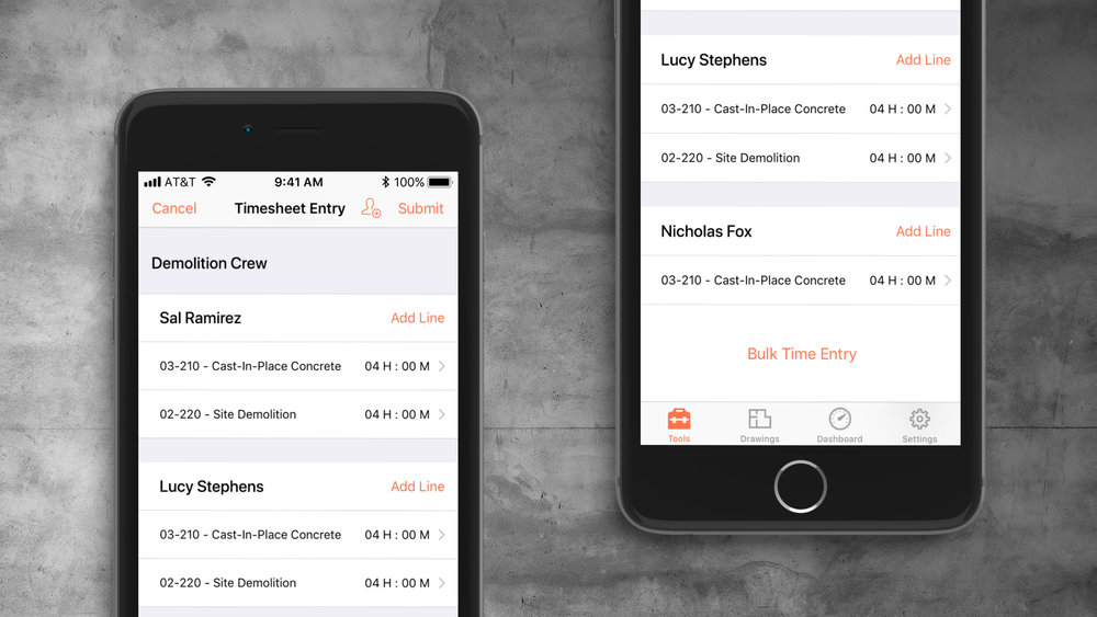 procore launches new labor tracking platform including digital time