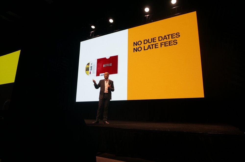 Netflix Co-Founder Marc Randolph at Procore Groundbreak 2018