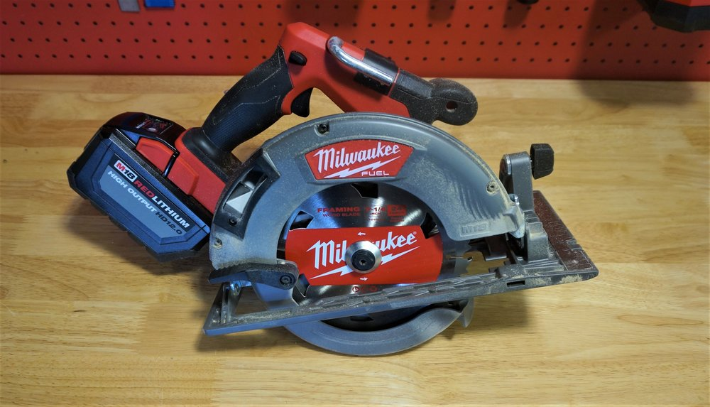"Milwaukee 7-1/4"" circular saw 2732"