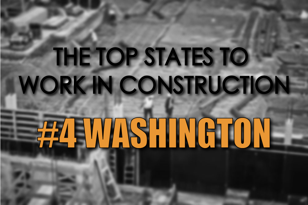 Washington top states to work in construction