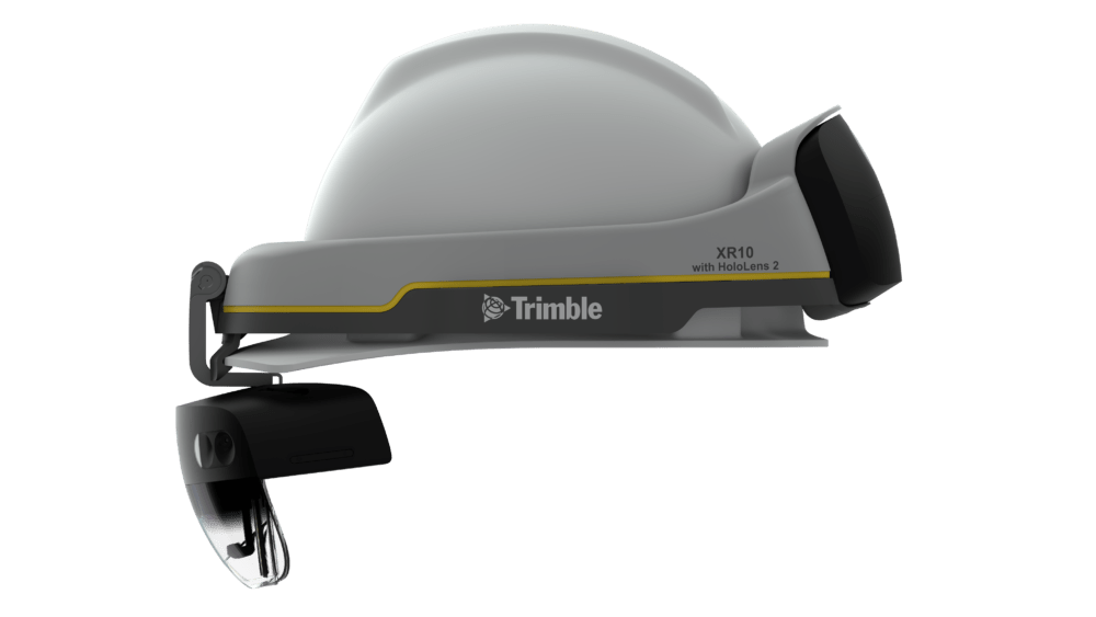 Trimble XR10 with HoloLens 2