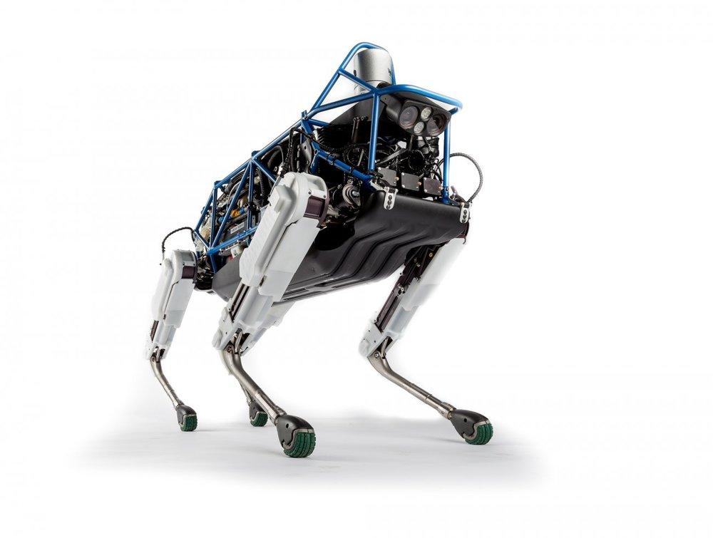 Spot from Boston Dynamics