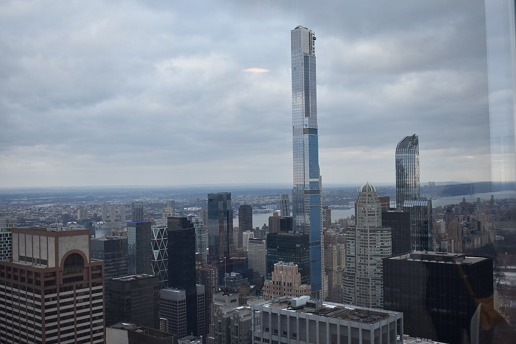 Report: 2020 Sees Dip in Tall Building Completions