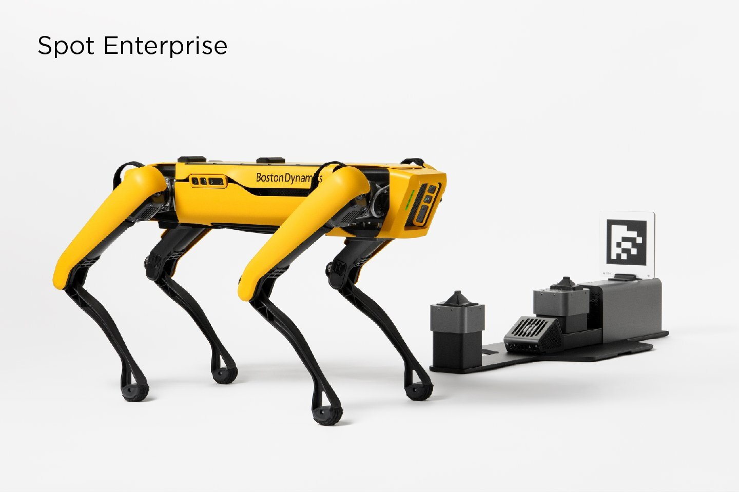 [VIDEOS] Spot Robot Dog Adds Self Charging, Remote Operation, and Arm