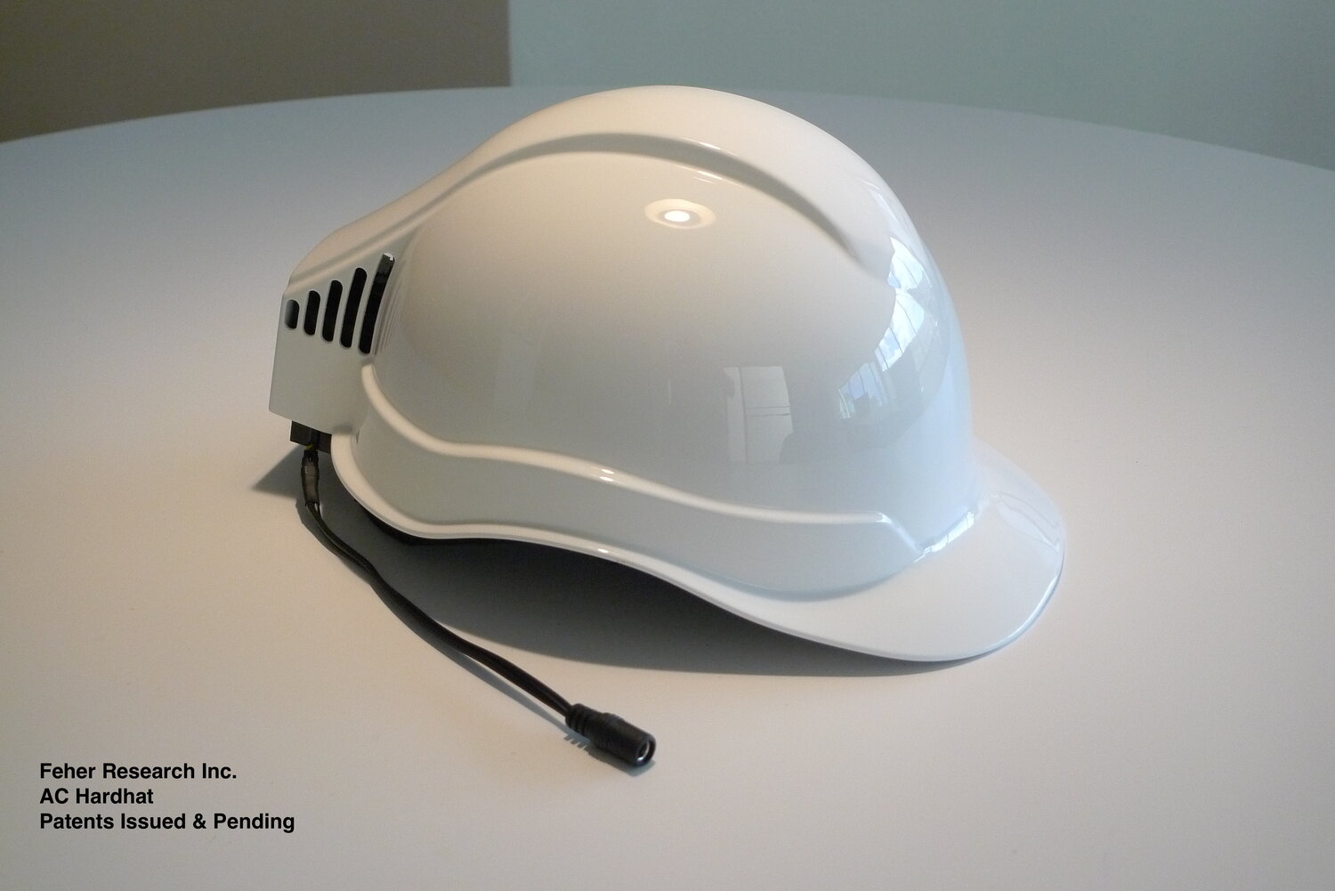 Finally, an Air-Conditioned Hard Hat is on the Horizon