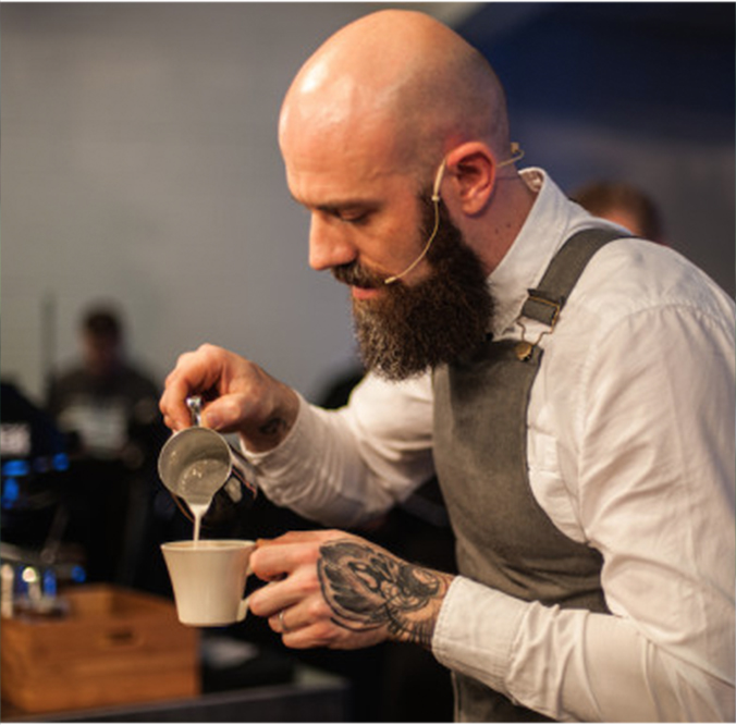 WORLD BARISTA CHAMPIONSHIP TRAINING BY A WORLD BARISTA CHAMP