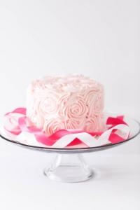 Sorby Sweets Rosette Cake