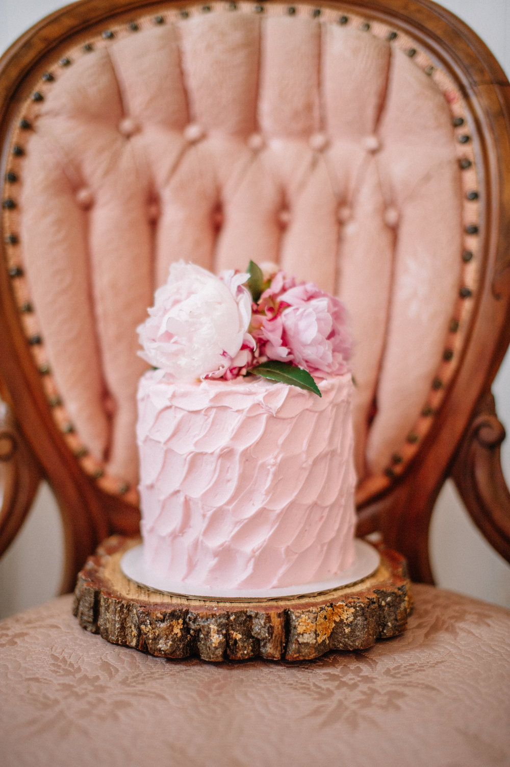 Sorby Sweets Wedding Cake