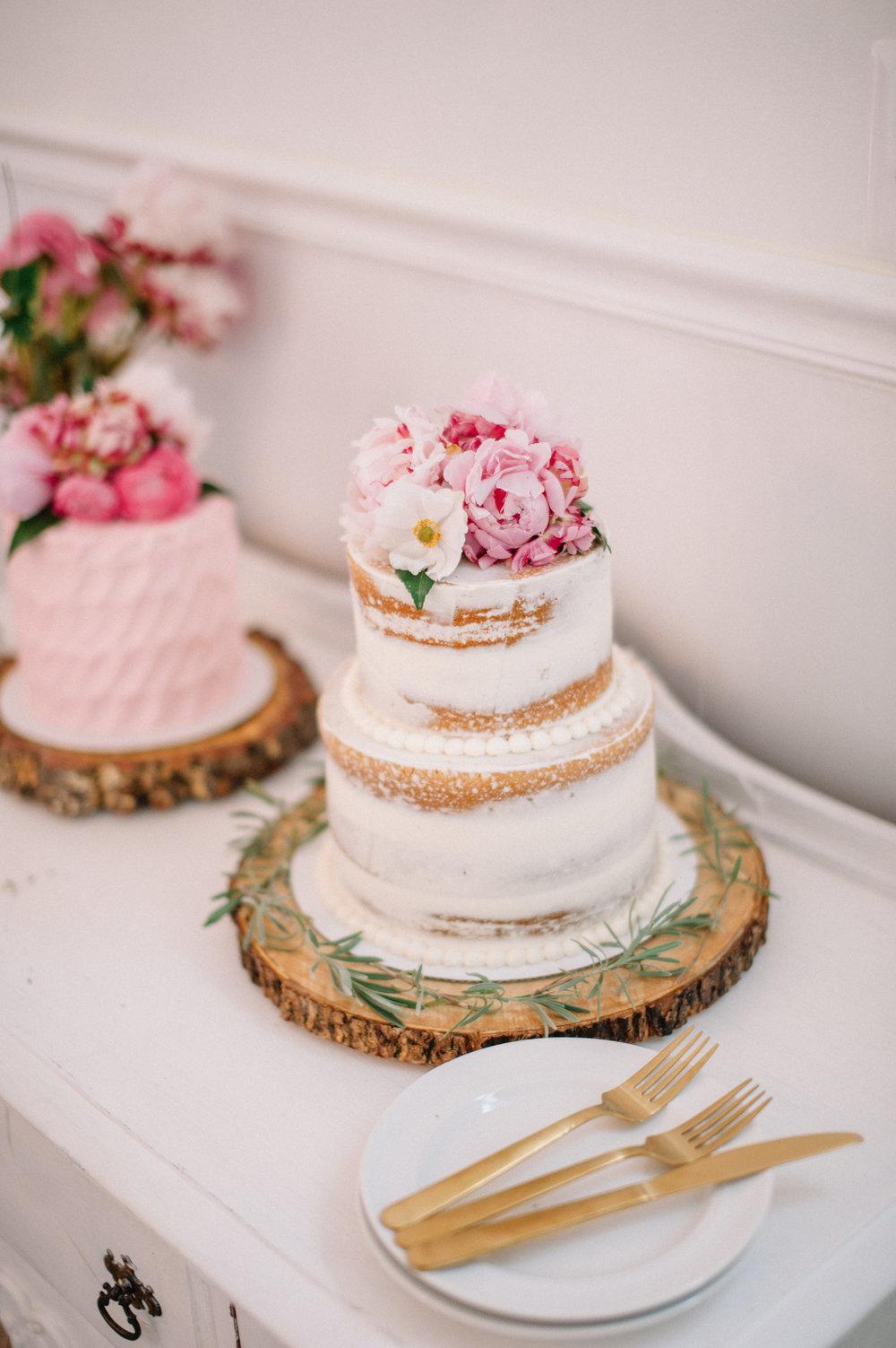 Sorby Sweets Wedding Cake