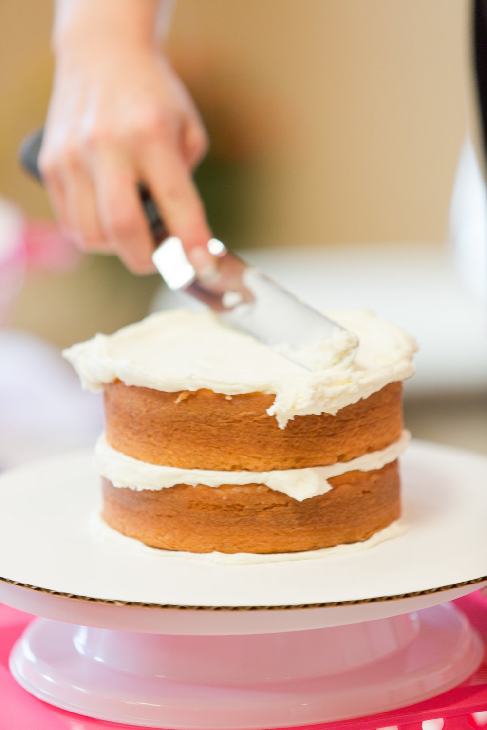 Sorby Sweets Cake Class