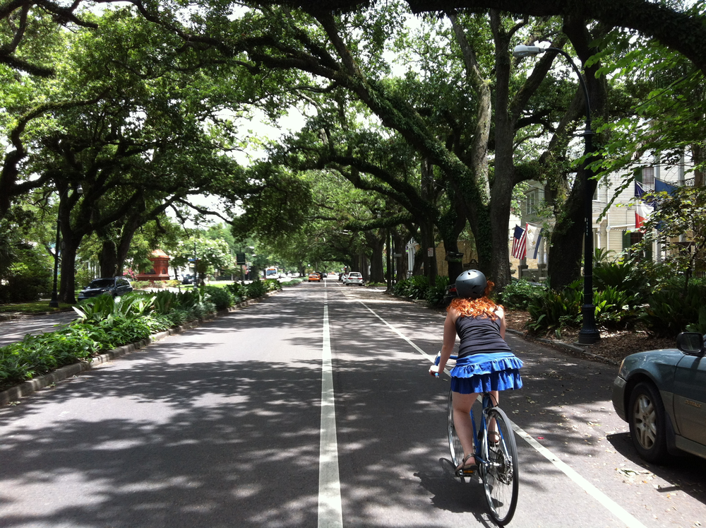 Ally Riding Bicycle in NOLA 2013.png