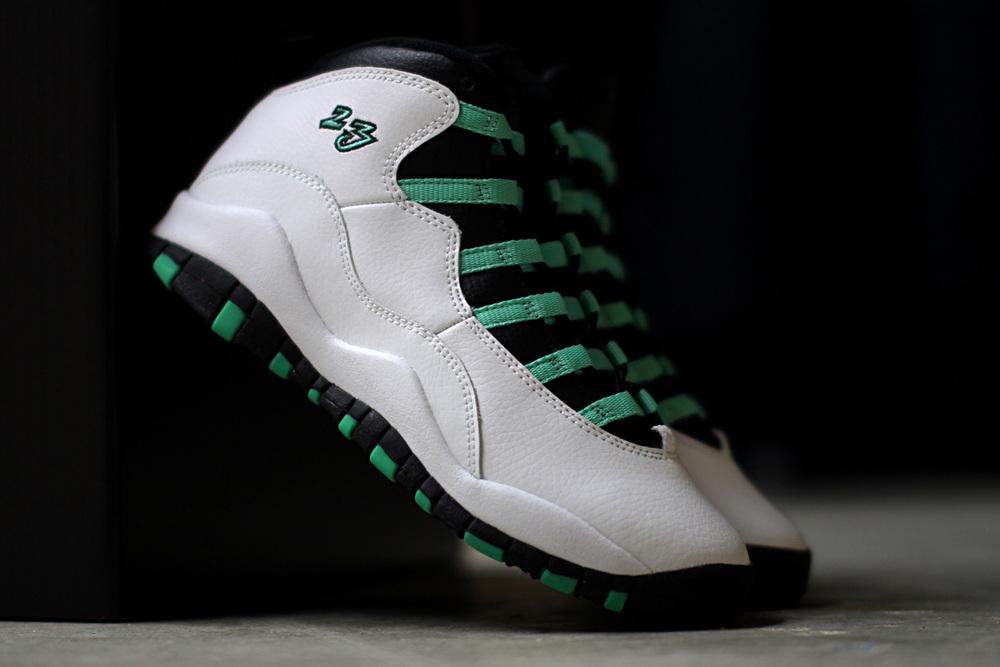 big sale 99558 c2219 Air Jordan Retro 10 Double Nickel Verde Nike Champs · Eastbay · Finish Line  · Foot Action