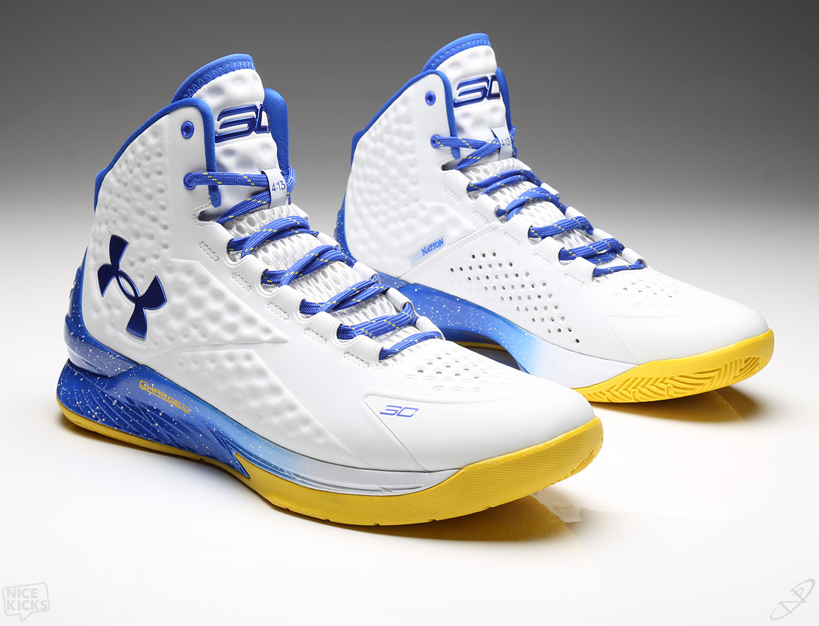 "857c04c7c7da A DETAILED LOOK AT STEPHEN CURRY S ""DUB NATION"" UNDER ARMOUR CURRY ONE —  The Sole Truth"