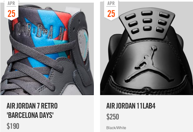 c15186f39339f5 WEEKEND RELEASES POSTPONED ON NIKE.COM AND NIKE SNKRS APP — The Sole ...
