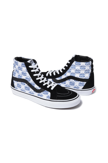 Supreme x White Castle x Vans Spring Summer 2015 Collection — The ... 29eedbb3c