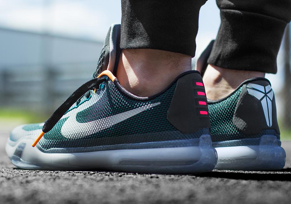 Peach Jam' Nike Kobe 10s Are Actually Releasing