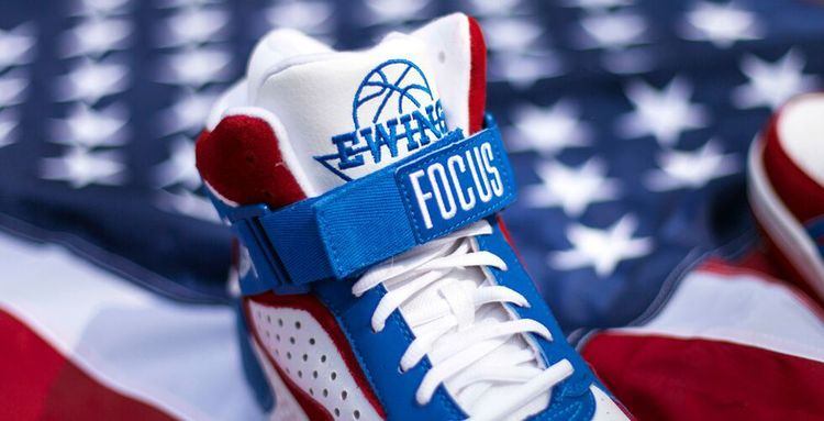 new concept 6bb83 0d7bf The DTLR x Ewing Star Focus is set to launch on Friday, June 26th, 2015 at  dtlr.com.
