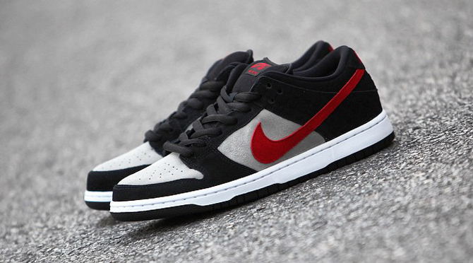 outlet store 7dac9 0d6e0 P Rod x Nike SB Dunk Low   First Look