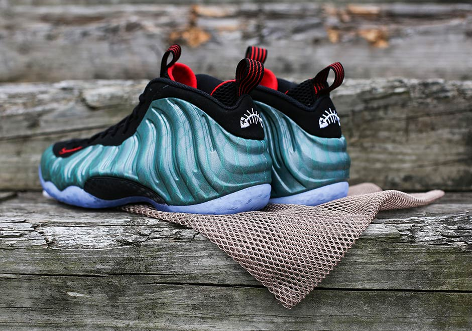 san francisco 5a5d5 94e5f ... amazon nike air foamposite one gone fishing detailed look e0931 547f0