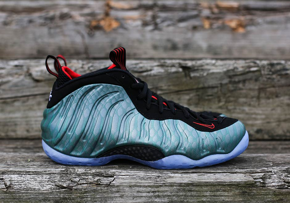 """1d3836af8d7 NIKE AIR FOAMPOSITE ONE """"GONE FISHING"""""""