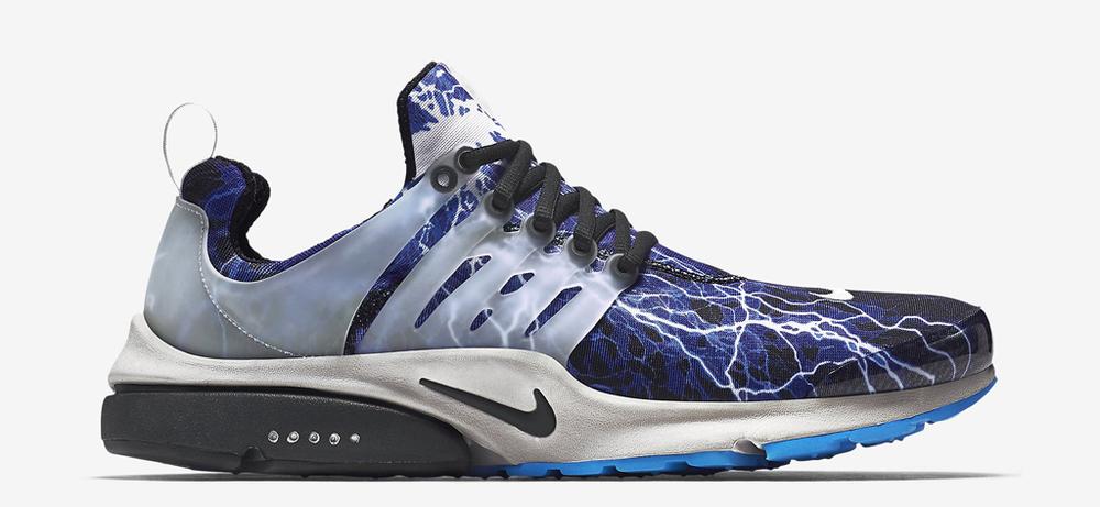 "outlet store 75d53 bb82b Nike Air Presto ""Lightning"" Black Black-Zen Grey-Harbor Blue 789870-004.  June 20, 2015  120"