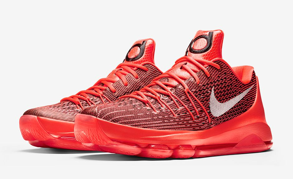 "hot sale online c584a 36543 Nike KD 8 ""V-8″   Release Date"