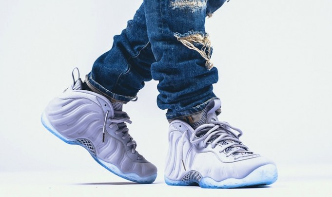 """15521c5161a Nike Air Foamposite One """"Grey Suede"""" — The Sole Truth"""