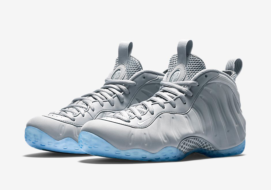 buy online ba314 7767d Nike Air Foamposite One Suede Wolf Grey Champs · Eastbay · Foot Action · Foot  Locker · Jimmy Jazz International Retailers
