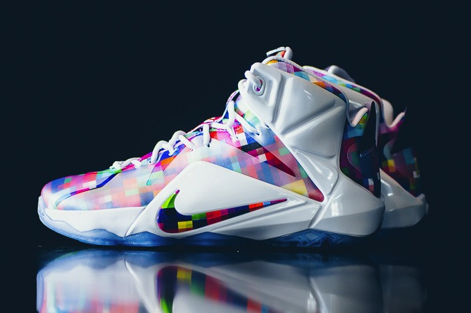 """new concept 8f7c5 fffba Nike LeBron 12 EXT """"Finish Your Breakfast""""   Release Reminder — The Sole  Truth"""